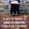 Thumbnail Viral Social Quote Posters & Icons - Worry